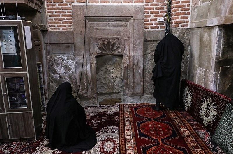 تصاویر | مسجد سنگی ترک با معماری حیرتانگیز