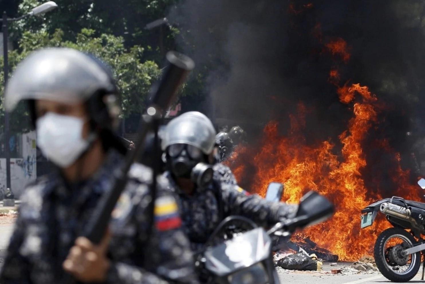 اعلمیفریمان: مردم ونزوئلا چیزی برای از دست دادن ندارند