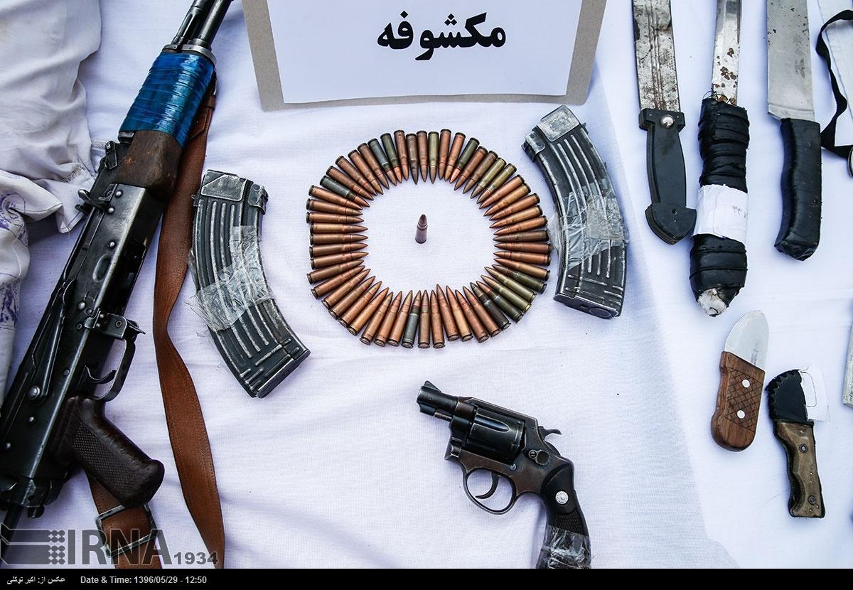 تصاویر   دستگیری باند بینالمللی قاچاق در تهران با ۱۶۰۰ کیلوگرم ماده مخدر