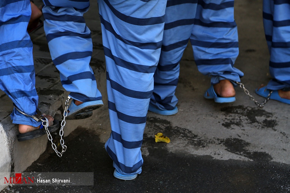 تصاویر | دستگیری باند بینالمللی قاچاق در تهران با ۱۶۰۰ کیلوگرم ماده مخدر