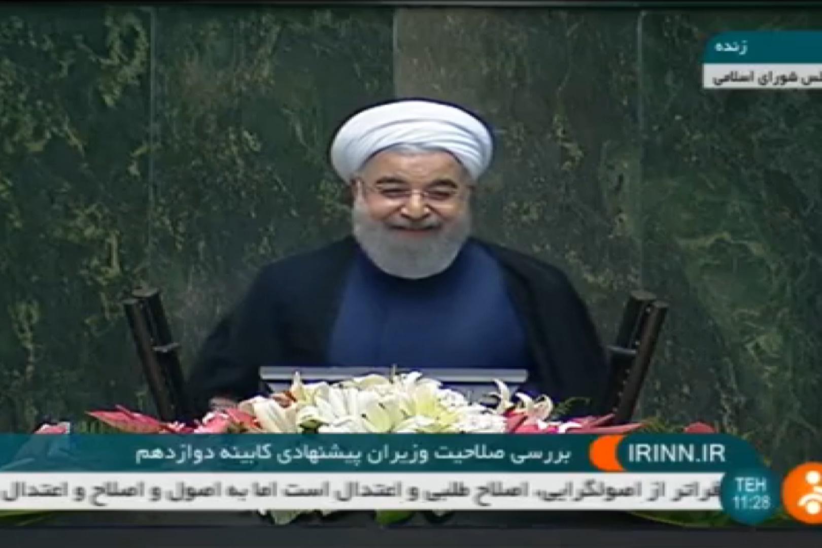 فیلم | روحانی: اگر برخی کارها به عهده وزیر ارشاد است لطفا بگویید دیگران مداخله نکنند