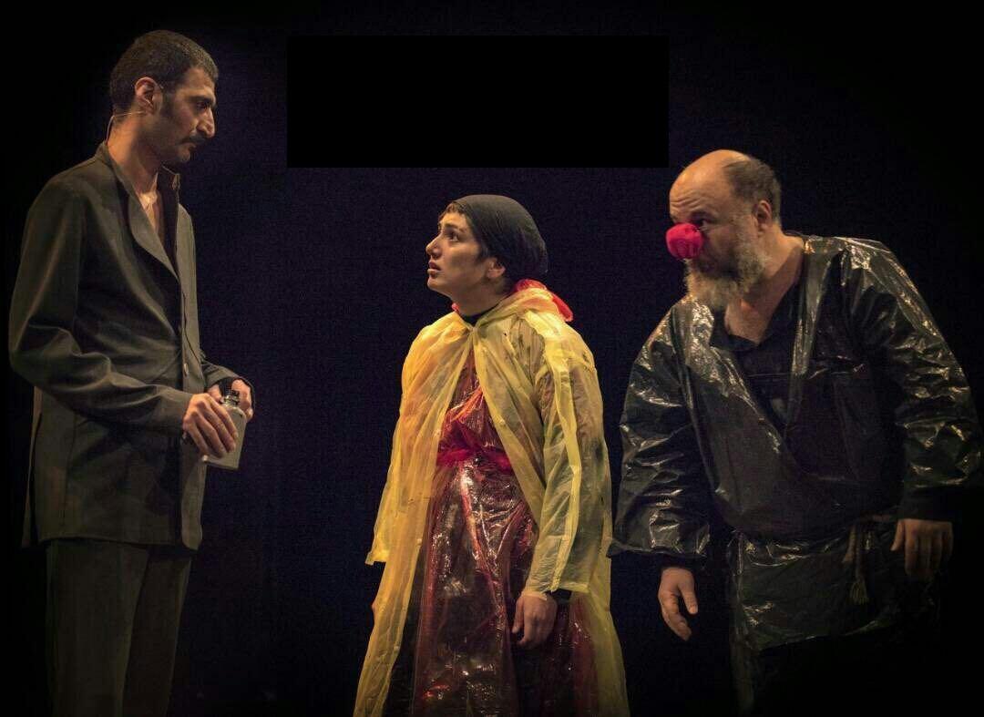 آخرین فرصتی که به باران کوثری برای اجرای یک نمایش داده شد