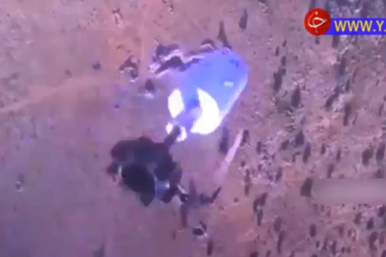 فیلم | حملات پهپادی حزبالله علیه مواضع داعش