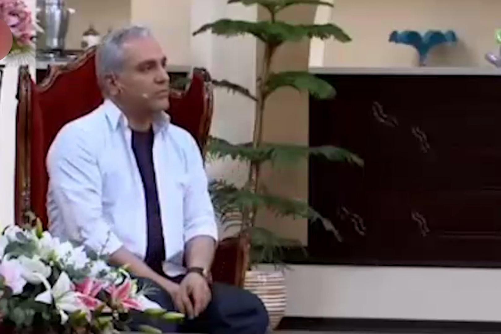 فیلم   واکنش مهران مدیری به حملات مخالفان در آخرین برنامه دورهمی