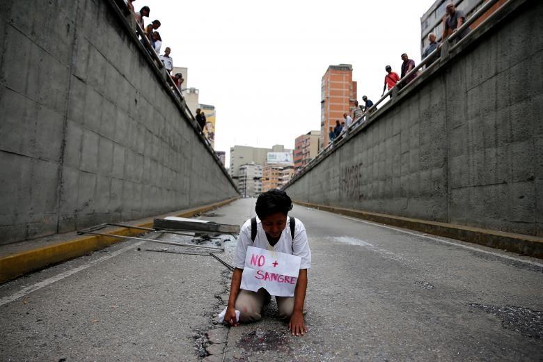 تصاویر | زندگی در ونزوئلای بحرانزده چطور میگذرد؟