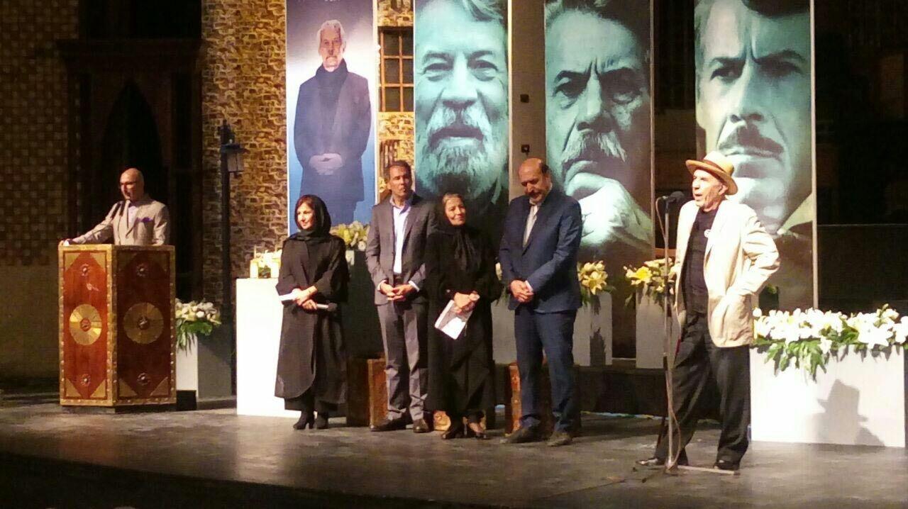 جایزهای برای تداوم سلوک داوود رشیدی