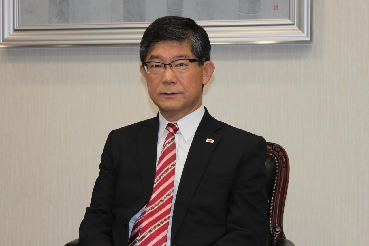 سفیر ژاپن: هدفمان سوم شدن در المپیک توکیو است/ شیشلیک، فسنجان و تهدیگ ایرانی را توصیه میکنم