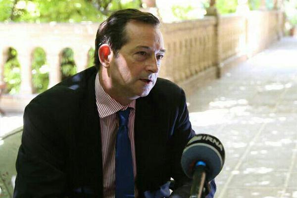 فیلم | سفیر انگلیس در تهران: دولت بریتانیا به برجام و موفقیت در اجرای آن پایبند است