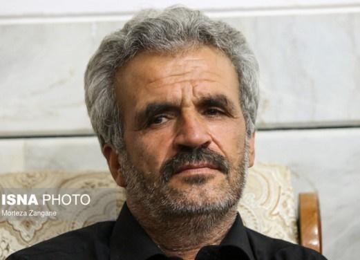 واکنش پدر شهید حججی به بازگشت پیکر فرزند شهیدش
