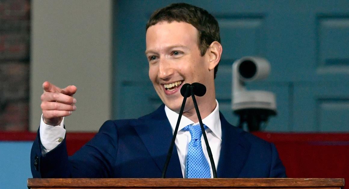 مارک زاکربرگ مؤسس فیسبوک کاندید ریاست جمهوری ۲۰۲۰ آمریکا میشود؟