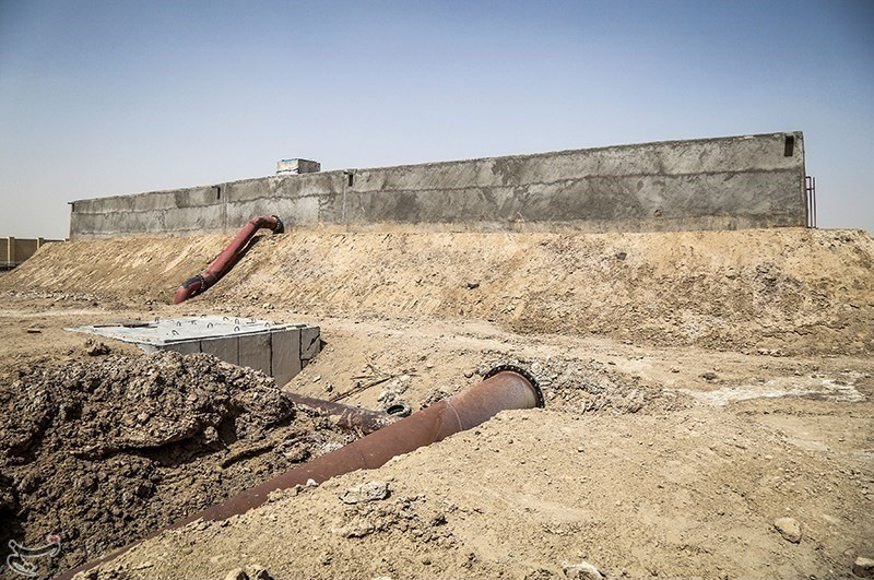 تصاویر   تأمین آب آشامیدنی بیش از ۹۳۷ روستای سیستان