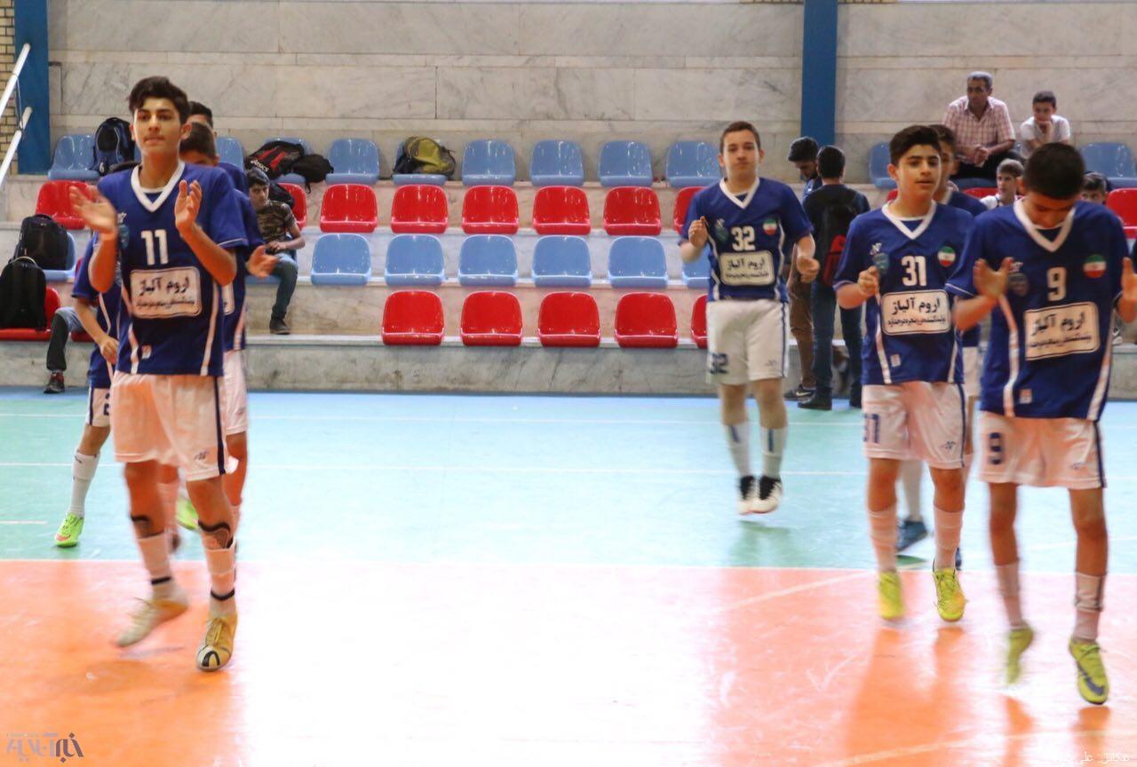 سومین دوره مسابقات ورزشی محلات در ارومیه