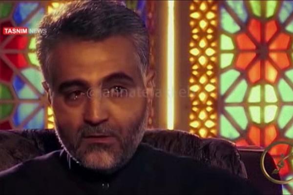 فیلم | ناگفتههای جنگ از زبان سردار قاسم سلیمانی