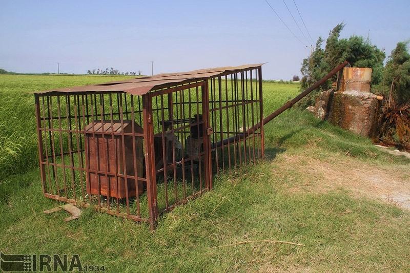تصاویر | حفر ۱۶ هزار چاههای غیرمجاز در گلستان