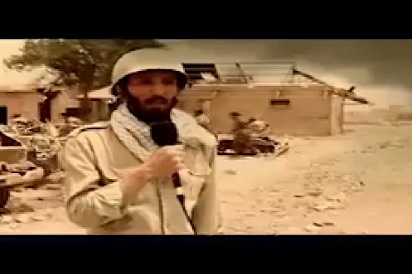 فیلم | نماهنگی با صدای علی لهراسبی به مناسبت روز خبرنگار