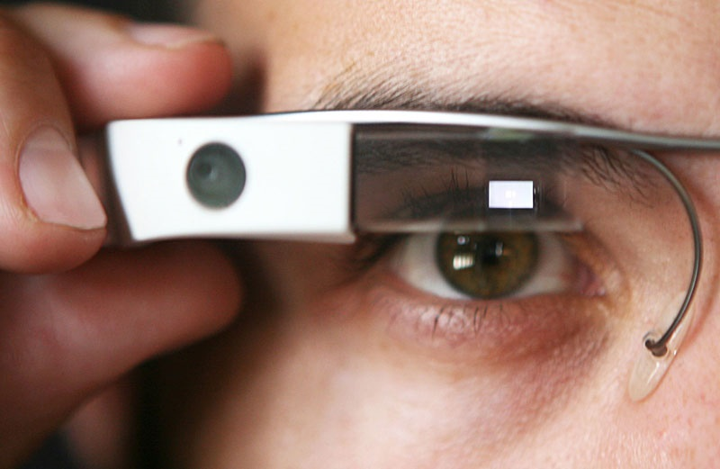 عینک جدید گوگل برای خواص آمد/ عکس