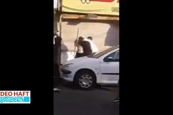 فیلم | درگیری خونین در خاک سفید تهران