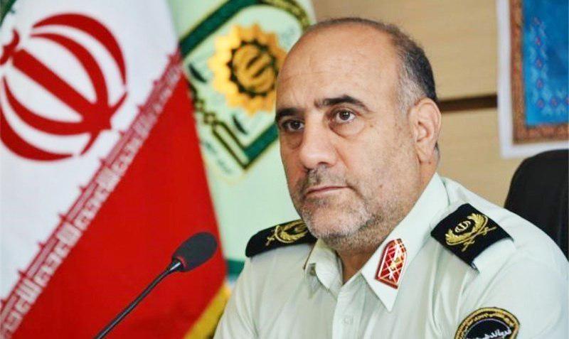 سردار رحیمی: مردم مداری محور فعالیت های پلیس پایتخت است