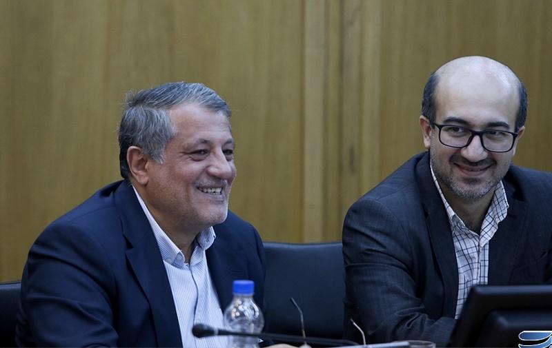 تصاویر | جلسه شورای شهر با حضور گزینههای شهرداری