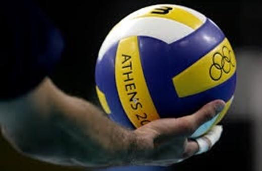پیروزی والیبال امید ایران مقابل چین
