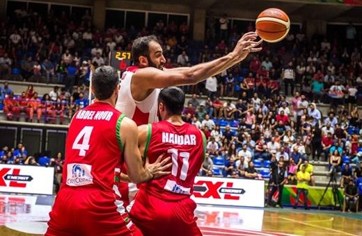 واکنش فدراسیون بسکتبال به بیاحترامی لبنانیها به سرود ایران