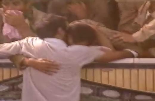 فیلم | لحظات تکاندهنده از ورود آزادگان به حرم مطهر امام خمینی(ره)