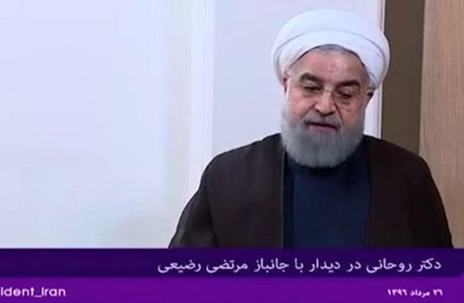 فیلم | روحانی: داعش امتداد جریانی است که امام حسین(ع) را به شهادت رساندند
