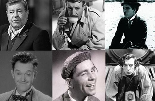 اسطورههای کمدی تاریخ سینما