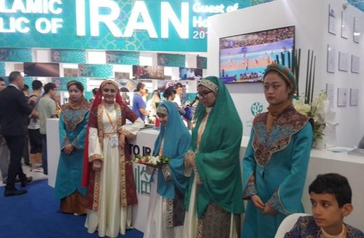 تصاویر | گزارش روز اول فعالیت غرفه ایران در نمایشگاه کتاب پکن؛ از استقبال چینیها تا مهمانی با سفیر