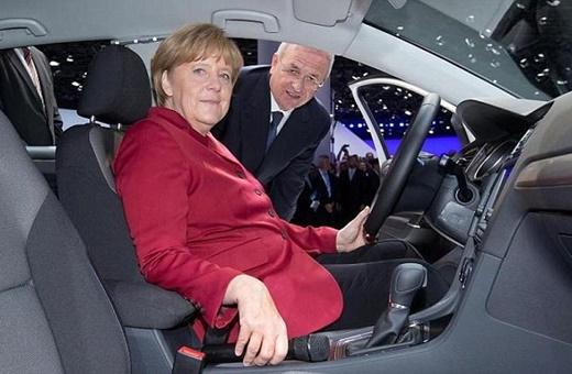خودرو و محیطزیست؛ محورجنجالی رقابت مرکل و رقیبش در انتخابات آلمان/ مرکل: هنوز به دیزلیها نیازداریم