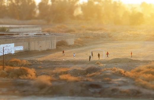 عراق و قدرت فوتبال