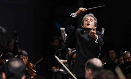 اجرای ارکستر سمفونیک تهران تمدید شد             ,