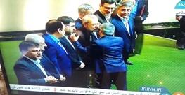 تجلیل از نمایندگان آزاده مجلس/ لاریجانی: مردم همیشه قدردان مجاهدات اسرای جنگ تحمیلی هستند             ,