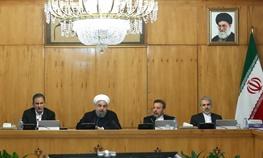 روحانی: مردم چک سفید به ما ندادند/ فضا نباید امنیتی باشد