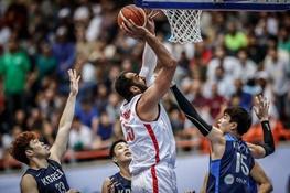 شکست بسکتبال ایران در فینال کاپ آسیا / دست بچهها به سبد قهرمانی نرسید