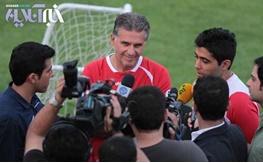 کارلوس کروش,کریستیانو رونالدو,تیم ملی فوتبال ایران