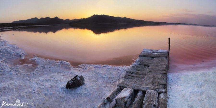 نگرانیها از کاهش ۲۰ سانتیمتری تراز دریاچه ارومیه