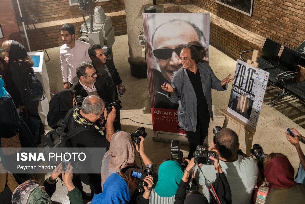 تصاویر   بزرگداشت عباس کیارستمی با حضور سفرای کشورهای خارجی