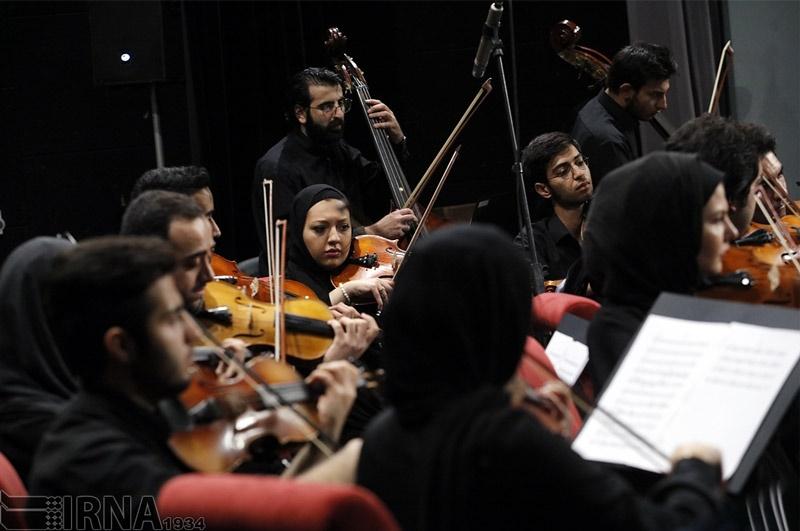 تصاویر | محسن هاشمی در مراسم رونمایی از سمفونی افلاکیان