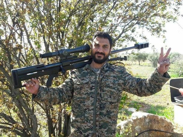 بازگشت پیکر فرمانده ایرانی لشکر فاطمیون به زادگاهش