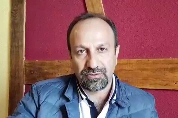 فیلم   «فروشنده» ۷ جایزه از جشن خانه سینما گرفت   پیام ویدئویی اصغر فرهادی را ببینید