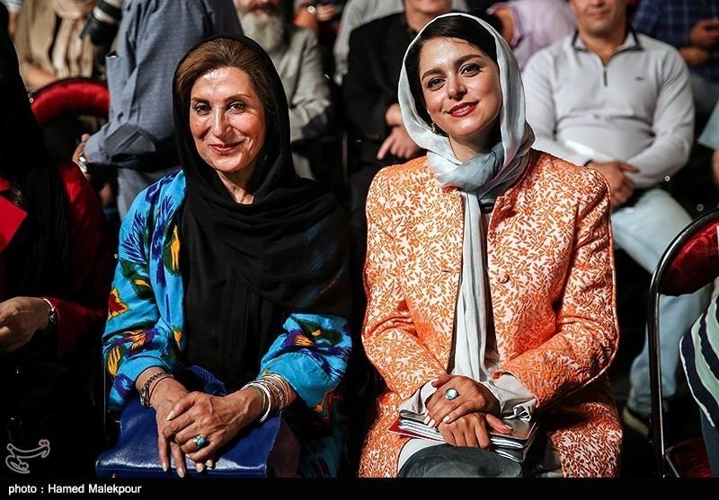 تصاویر | از لیلا حاتمی تا فاطمه معتمدآریا در جشن بزرگ سینمای ایران